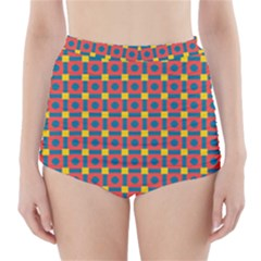Senouras High Waisted Bikini Bottoms by deformigo