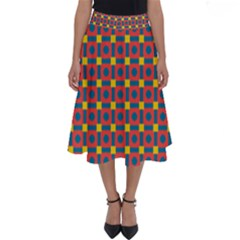 Senouras Perfect Length Midi Skirt by deformigo