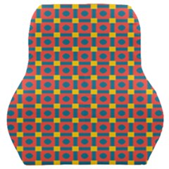 Senouras Car Seat Back Cushion  by deformigo
