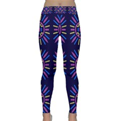 Papiamento Classic Yoga Leggings by deformigo