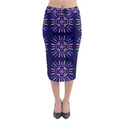 Papiamento Midi Pencil Skirt by deformigo