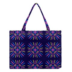 Papiamento Medium Tote Bag by deformigo