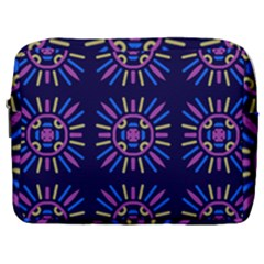 Papiamento Make Up Pouch (large) by deformigo
