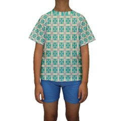 Adicora Kids  Short Sleeve Swimwear by deformigo