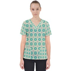 Adicora Women s V Neck Scrub Top by deformigo