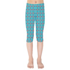 Celerina Kids  Capri Leggings  by deformigo