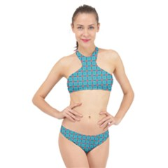 Celerina High Neck Bikini Set