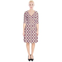 Montefrio Wrap Up Cocktail Dress by deformigo