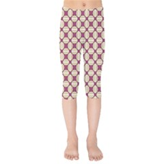 Montefrio Kids  Capri Leggings  by deformigo