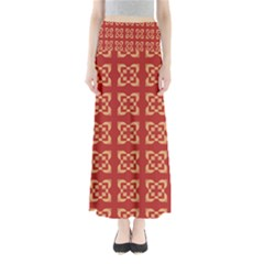 Nakanno Full Length Maxi Skirt by deformigo