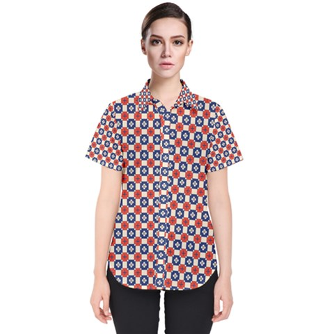 Dorizzia Women s Short Sleeve Shirt by deformigo