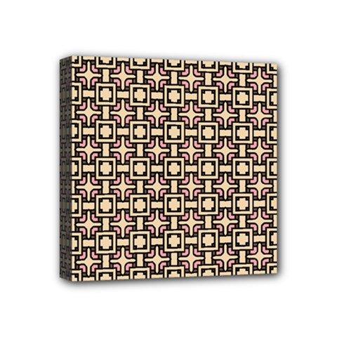 Lumnezia Mini Canvas 4  X 4  (stretched) by deformigo