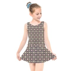 Lumnezia Kids  Skater Dress Swimsuit by deformigo