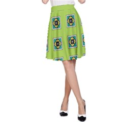Lemona A Line Skirt by deformigo