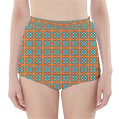 Envira High-waisted Bikini Bottoms