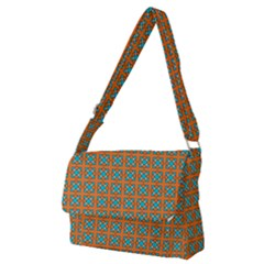 Envira Full Print Messenger Bag (m) by deformigo