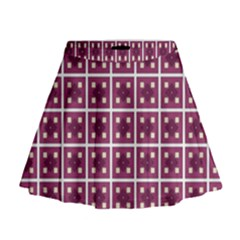 Pizarro Mini Flare Skirt by deformigo