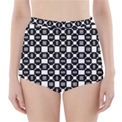 Mindoro High Waisted Bikini Bottoms by deformigo