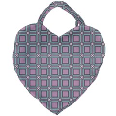 Arrifana Giant Heart Shaped Tote by deformigo