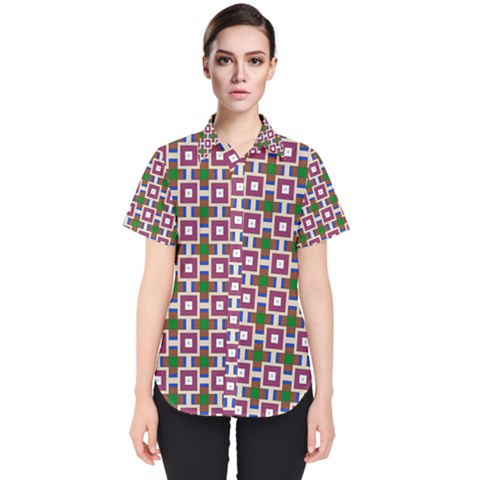 Campitello Women s Short Sleeve Shirt by deformigo