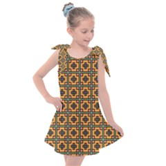 Banyan Kids  Tie Up Tunic Dress by deformigo