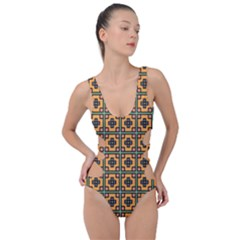 Banyan Side Cut Out Swimsuit