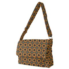 Banyan Full Print Messenger Bag (m) by deformigo
