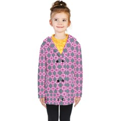 Elista Kids  Double Breasted Button Coat by deformigo