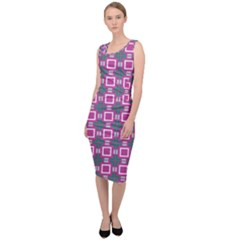Elista Sleeveless Pencil Dress by deformigo
