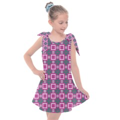 Elista Kids  Tie Up Tunic Dress by deformigo