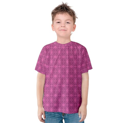 Nigella Kids  Cotton Tee by deformigo