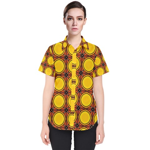 Clivius Women s Short Sleeve Shirt by deformigo