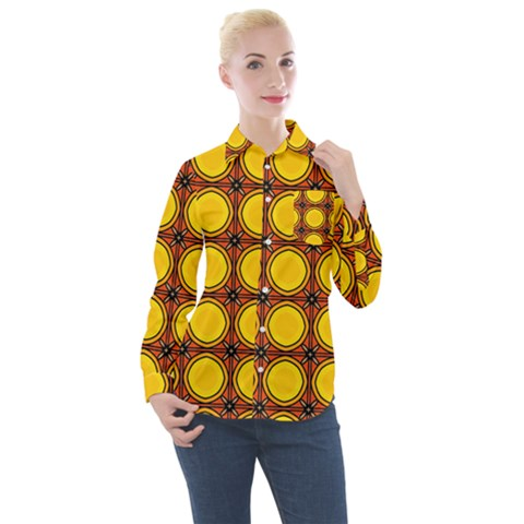 Clivius Women s Long Sleeve Pocket Shirt by deformigo