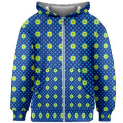 Noreia Kids  Zipper Hoodie Without Drawstring by deformigo