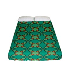 Callanish Fitted Sheet (full/ Double Size) by deformigo