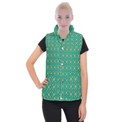 Callanish Women s Button Up Vest by deformigo