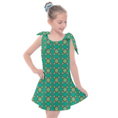 Callanish Kids  Tie Up Tunic Dress by deformigo
