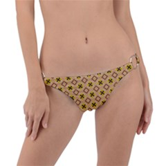Virginia Ring Detail Bikini Bottom by deformigo