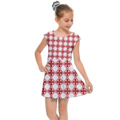 Stargazer Kids  Cap Sleeve Dress by deformigo
