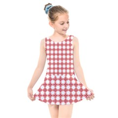 Stargazer Kids  Skater Dress Swimsuit by deformigo