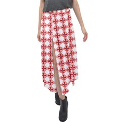 Stargazer Velour Split Maxi Skirt