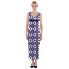 Altina Fitted Maxi Dress by deformigo