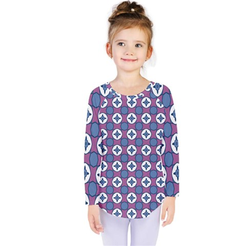 Altina Kids  Long Sleeve Tee by deformigo