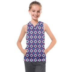 Altina Kids  Sleeveless Hoodie by deformigo