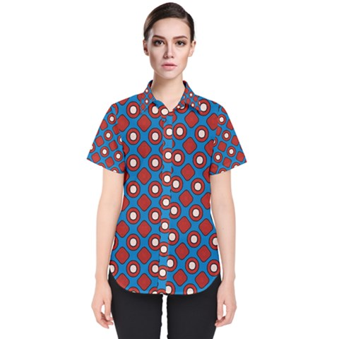Ladysmith Women s Short Sleeve Shirt by deformigo