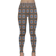 Cyprid Classic Yoga Leggings by deformigo