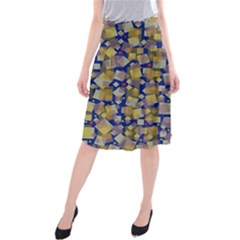 Zappwaits Midi Beach Skirt