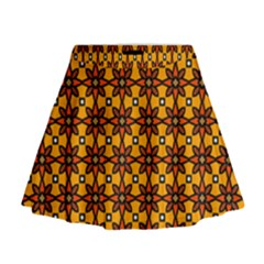 Brandon Mini Flare Skirt by deformigo