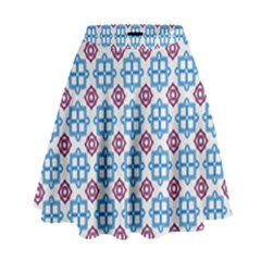 Doriskos High Waist Skirt by deformigo