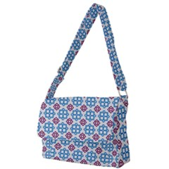 Doriskos Full Print Messenger Bag (s)